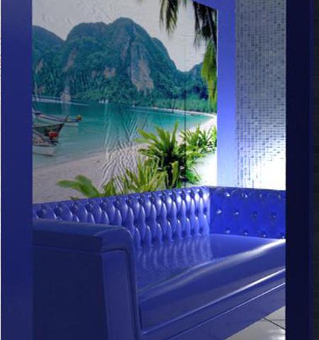 wnętrze łazienki w przychodni zdrowia