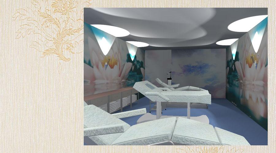 pomieszczenia rekreacyjne projekt wnętrza