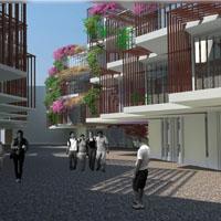 Campus będący przestrzenią przeznaczoną dla wielu odbiorców wymaga szczególnej uwagi na etapie projektowania jego rozwiązań. Wizualizacja pomaga na etapie aranżacji jego przestrzeni.